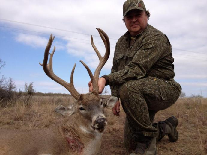 West Texas Whitetail Deer Hunting Guide Outfitter