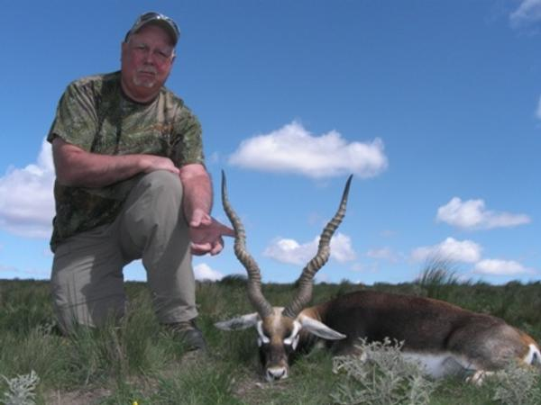 South America Big Game Hunting Guide Outfitter Booking Agent
